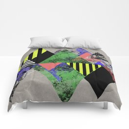 Triangles! Comforters
