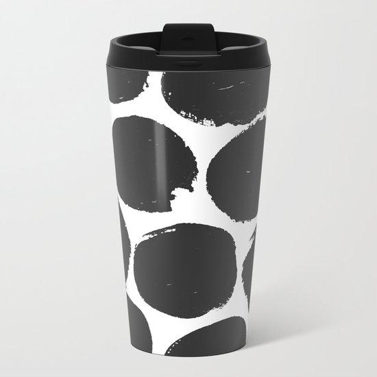 001A Metal Travel Mug