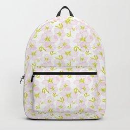 Winter Hellebores Backpack