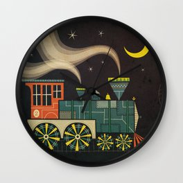 Midnite ChooChoo Wall Clock