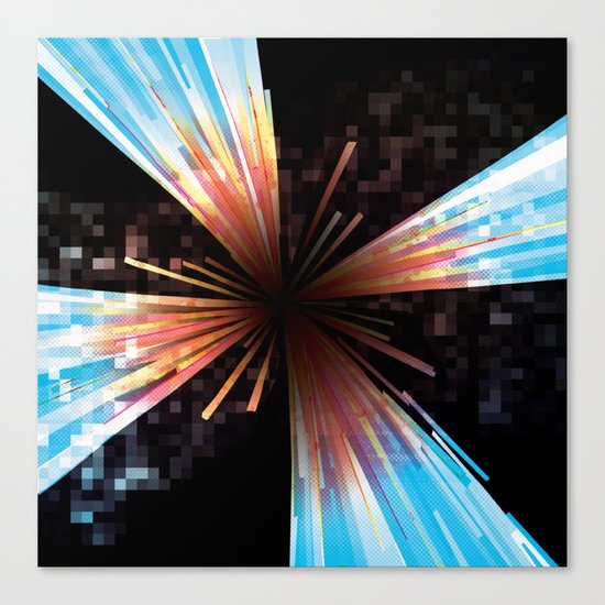 Higgs Canvas Print