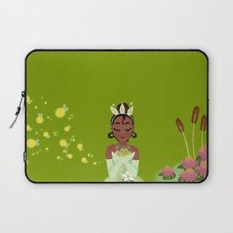 Princess Tiana Laptop Sleeve