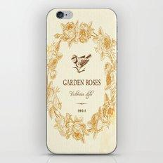 BirD In VintAGE iPhone & iPod Skin