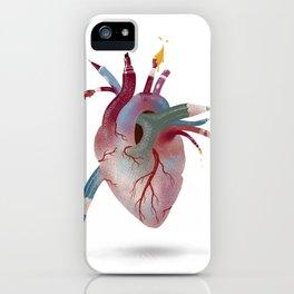 He(Art) iPhone Case
