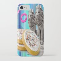 cookies iPhone & iPod Cases featuring COOKIES! by Aldo Couture