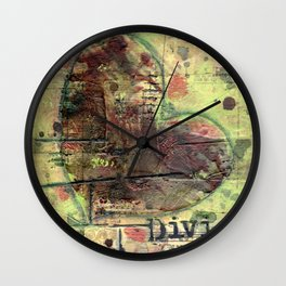 Permission Series: Divine Wall Clock