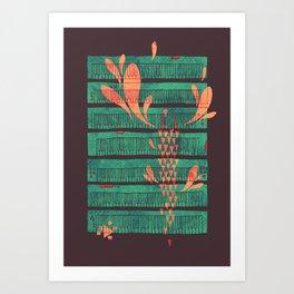 Power Chord Art Print