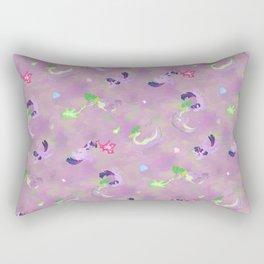 Twispike Tile Biased Rectangular Pillow