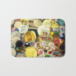 Badge collection Bath Mat