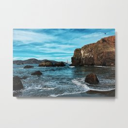 Hello there, GGB. Metal Print