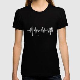 Space Heartbeat T-shirt
