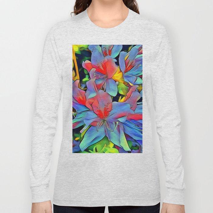 Floral ArtStudio - wonderful flowers Long Sleeve T-shirt