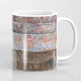 Enjoy Today (Shabby Chic) Coffee Mug