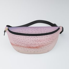 Flying in circles Fanny Pack