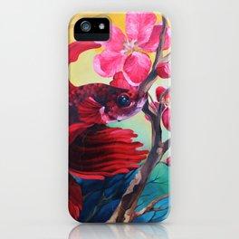 Springtime Beta iPhone Case