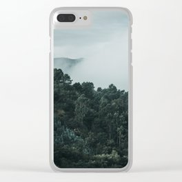 douro mountains and valley Clear iPhone Case