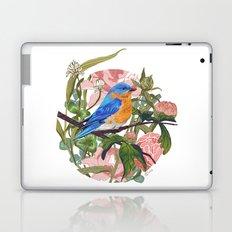 Blue bird Laptop & iPad Skin