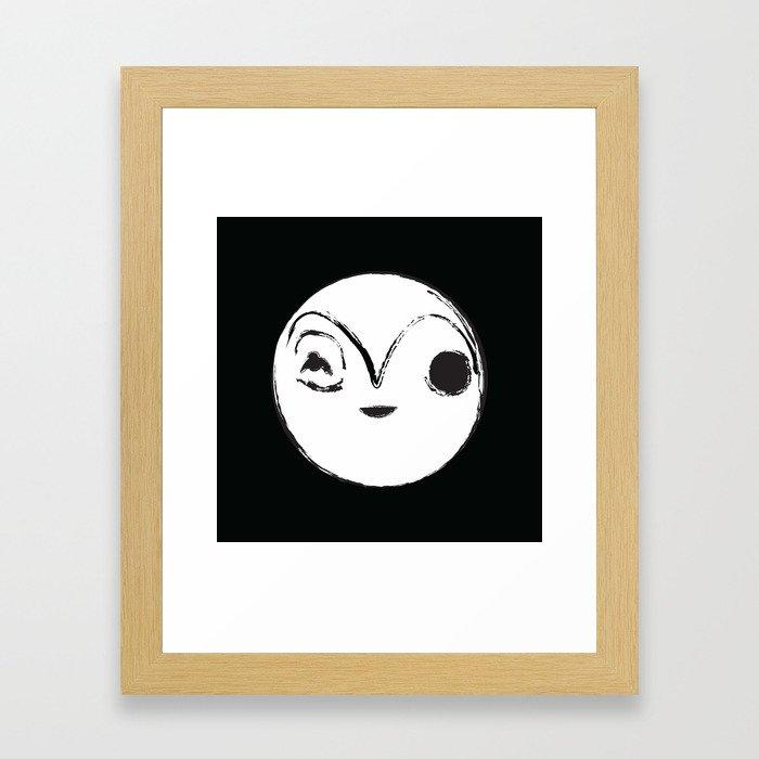 Chief Spirit Framed Art Print