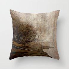 Matsqui on the Fraser River Throw Pillow