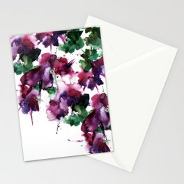 Fuchsia Stationery Cards