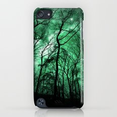 The Trees Reach Out at Night Slim Case iPod touch
