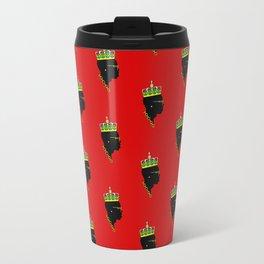The Maestro - Red Travel Mug