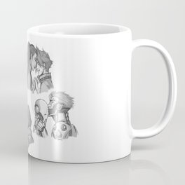 Kisses Coffee Mug