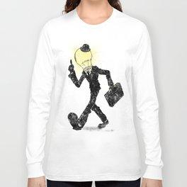 The Idea Man Long Sleeve T-shirt