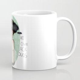 Black Clouds Coffee Mug