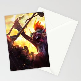 Vandal Twitch League of Legends Stationery Cards