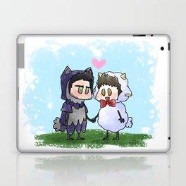 Sheep and Wolf Laptop & iPad Skin