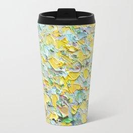 Forsythia Spring Travel Mug