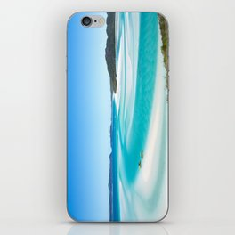 Whitehaven Beach iPhone Skin