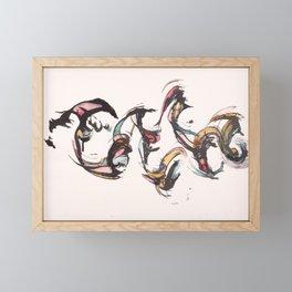 BCR#014 Framed Mini Art Print