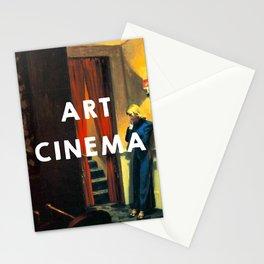 New York Movie (1939), Edward Hopper // Art Cinema Stationery Cards
