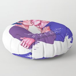 :: What we live for :: Floor Pillow