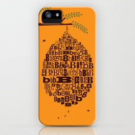 B Hive iPhone Case