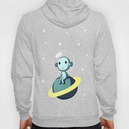Space Alien Hoody