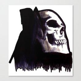 Le Mort Canvas Print