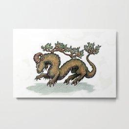 Yrm bonsai (clean version) Metal Print