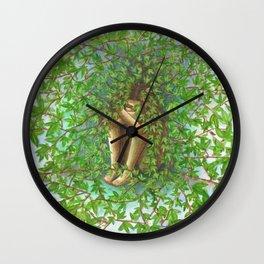 REDUCTO Wall Clock