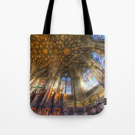 The Thistle Chapel St Giles Cathedral Edinburgh Tote Bag