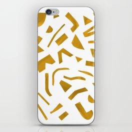 Tiger Print iPhone Skin