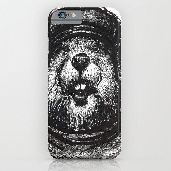 Mr. Beaver iPhone & iPod Case