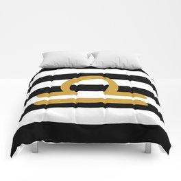 Libra Stripes Comforters
