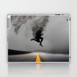Magnetic Levitation - Power Mountain by GEN Z Laptop & iPad Skin