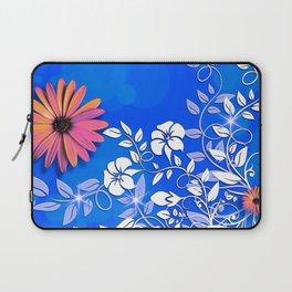 Fantasy Flowers Laptop Sleeve