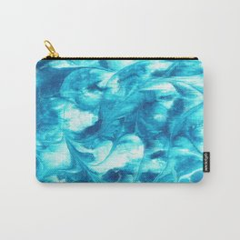 Abstract #19 Carry-All Pouch