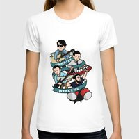 vampire weekend T-shirts featuring Vampire Weekend by Knifeson