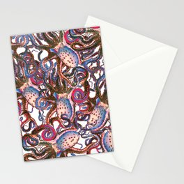 Riptide_sailor tattoo Stationery Cards